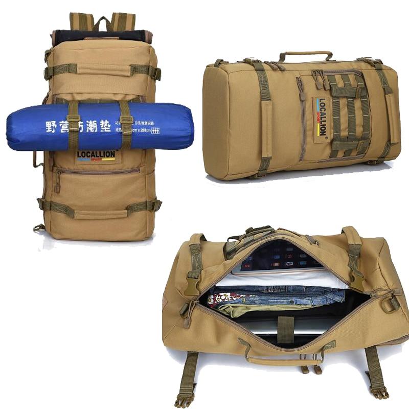 2019 Новый военный тактический рюкзак 50л открытый спорт кемпинг сумки Альпинизм сумка мужской походный рюкзак путешествия рюкзак