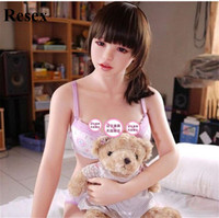 165cm Sex Doll Real infalatable Love Dolls Lifelike Breasts Vagina Anal Metal Skeleton Non Inflatable Love Doll