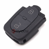 Keyless Entry Remote Key Head Fob 2 Button 433Mhz For Volkswagen Passat Golf MK4 1J0 959