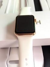 Smart watch iwo 2 ip65กันน้ำไร้สายชาร์จคริสตัลแซฟไฟร์สวมใส่อุปกรณ์x1 smart watch android amazfitนาฬิกาdm09