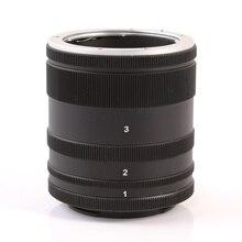 Удлинительное Кольцо макро расширитель для sony E NEX Камера объектив A7 A7R NEX-7 5, 6 комплектов/партия, 5 3 A6000