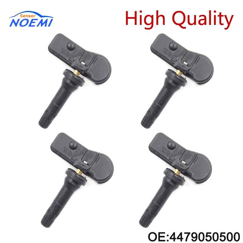 YAOPEI 4pcs High Quality TPMS Tire Pressure Sensor For Mercedes V Vito Viano A4479050500 4479050500 433MHz
