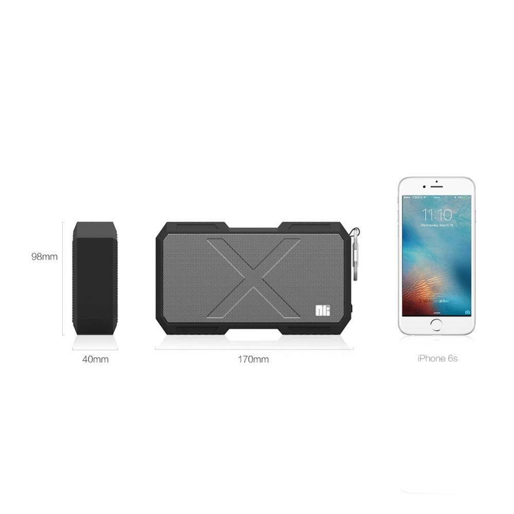 Aliexpress.com : Buy Red & Blue Nillkin X man Bluetooth speaker ...