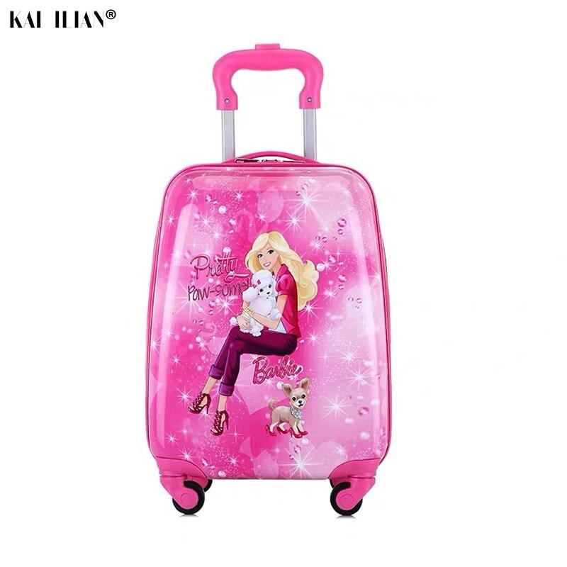 Enfants valise enfants voyage Trolley valise à roulettes valise pour enfants roulant bagages valise enfant voyage bagages sacs case - 2