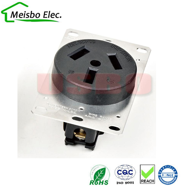 generator grounding wire promotion shop for promotional generator american 250v 50a 3 hole us nema l10 50r generator outlet anti off aus industry power socket inline wire connector