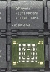 H26M31003GMR emmc