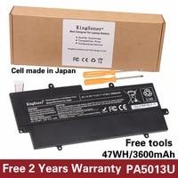 Genuine New PA5013U 1BRS PA5013U Laptop Battery For Toshiba Portege Z835 Z830 Z930 Z935 Ultrabook 14