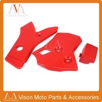 Motorcycle Plastic kits Frame Crash Guard Protection For Honda CRF250L CRF250M CRF250 L/M 2012 2013 2014 2015 12 13 14 15