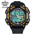 SMAEL New Men Watch Waterproof Sport Watches Watched Digital Clock LED Display Fashion Watch Men Style relogio masculino WS1438