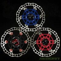 Envío libre ultra ligero 88G carretera Bicicletas discos de freno rotor mountain bike discos brake rotor Bicicletas piezas