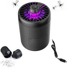 Electric Mosquito Killer Lamp Bug Zapper UV USB Powered Anti Fly Trap Pest Insect Repellents Night Light For Baby