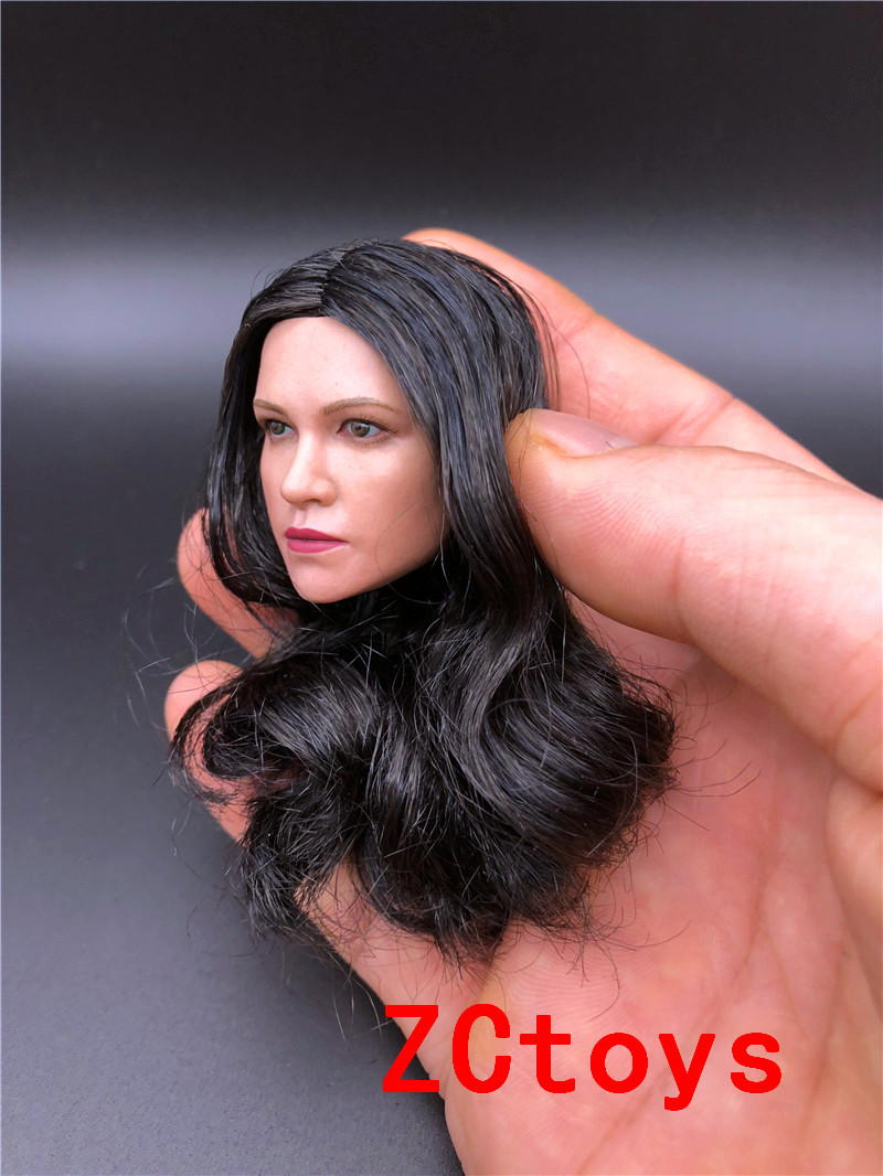 1//6 Michelle Rodriguez Head Sculpt 2.0 Fast /& Furious for PHICEN SHIP FROM USA