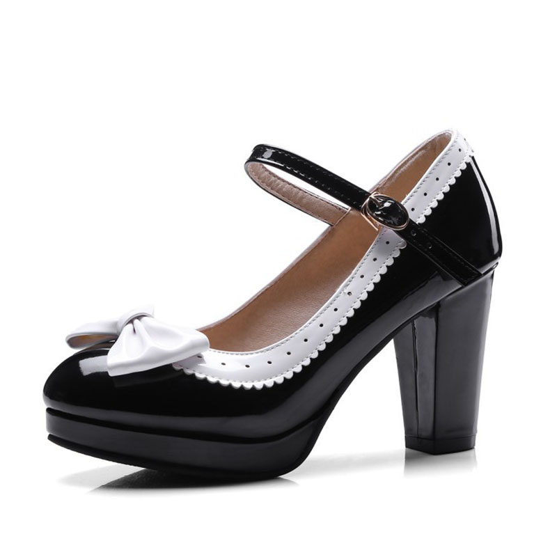2018 New Summer Women Pumps Casual Fashion Round Toe Dress Shoes High Heels Boat Shoes Bow-knot Lady's Shoes tenis feminino new fashion black snake skin mens casual shoes round toe lace up flats loafers street style party dress shoes tenis feminino 46