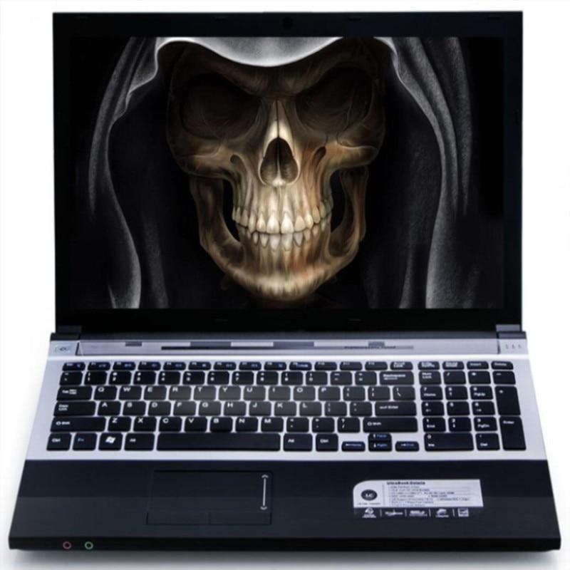COMPUTER PORTATILE da 15.6 pollici 8GB di RAM SSD DA 240GB 2000GB HDD di Gioco Del Computer Intel Core i7 CPU Finestre 7/10 sistema di Notebook