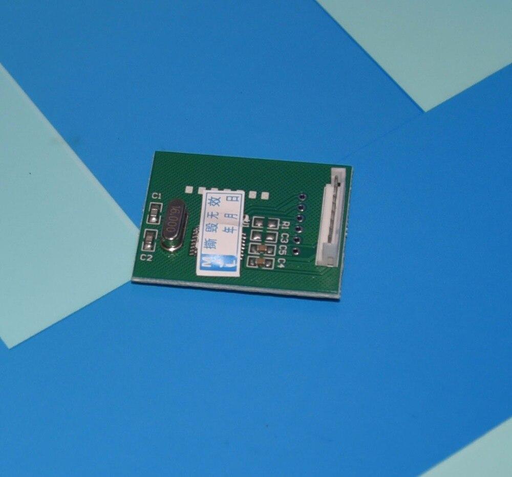 Çip dekoder için HP T610 T770 T790 T795 T1200 T1300 T2300 için hp 72 çip şifre çözme kartı