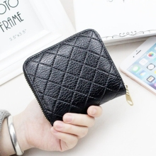 2018 Fashion Women wallet Girl Mini Short Wallet Coin Purse Credit Card Holder Organizer Pocket Classic Solid New Female Purse цены