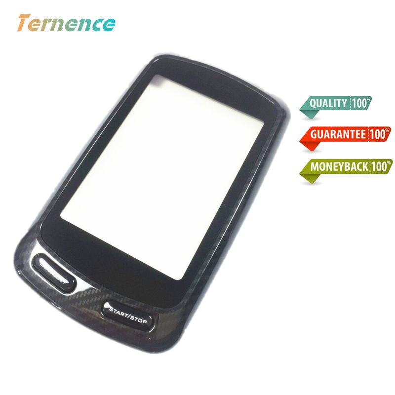 Skylarpu Original New Touchscreen for Garmin Edge 800 810 GPS Bike Computer Touch screen digitizer panel (with Black frame) new tom tom gps touchscreen tomtom one xl 340 350 touch screen panel digitizer page 7