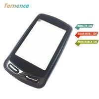 Skylarpu Original New Touchscreen for Garmin Edge 800 810 GPS Bike Computer Touch screen digitizer panel (with Black frame)