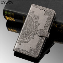 For Xiaomi Redmi 6 Case Luxury Flip PU Wallet Phone  Silicone Back Cover Fundas