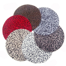 2014 New Arrival Fashion Women Hat Sexy Female Winter Wool Leopard Printed Beret Cap 5 Colors