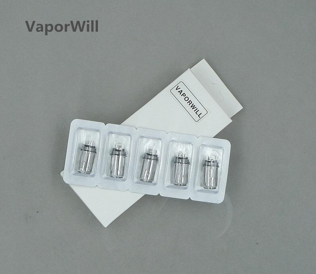 5pcs Vape Pen 22 0.3ohm Replacement Coil Head Core