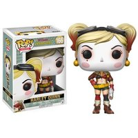Official Funko pop DC Comics Bombshells Harley Quinn Vinyl Figure Collectible Model Toy with Original box