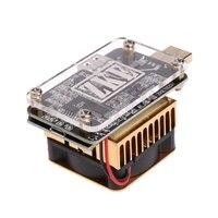 QC2.0/3,0 MTK-PE триггер EBD-USB + DC электронная нагрузка батарея напряжение тока тестер емкости