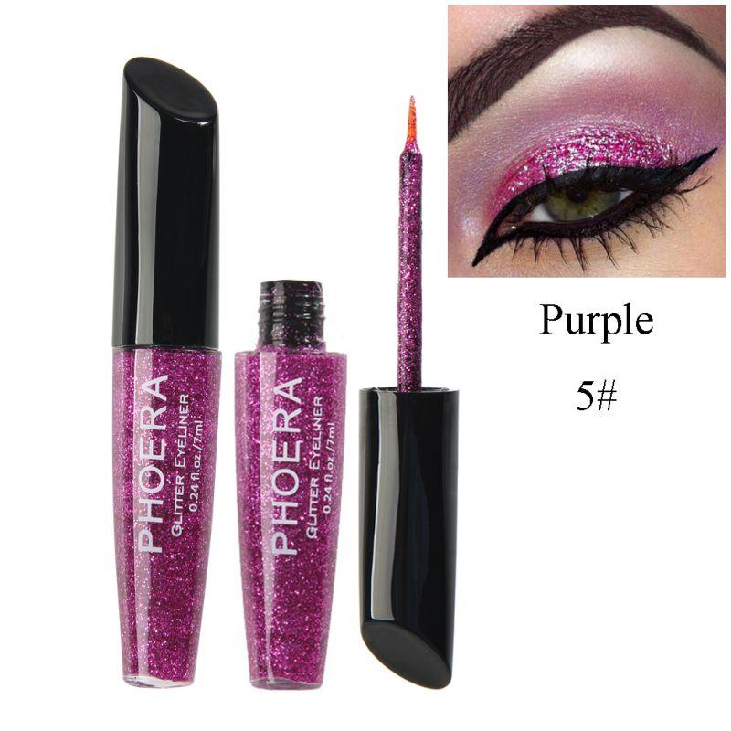 Women Shiny Long Lasting Eye Liner Waterproof Makeups Eyeliner Liquid Beauty Cosmetic Tool Gift For Girls
