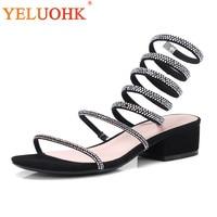 Gladiator Sandals Women Fashion 2018 Summer Shoes High Quality Women Sandals