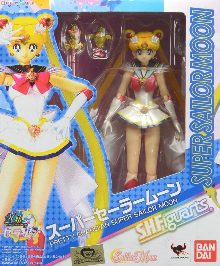ФОТО Japan Anime Sailor Moon Tsukino Usagi Action Figure collectible Model Doll Anime Figure Brinquedos sb121