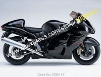 Hot Sales For Suzuki GSX R1300 Hayabusa 1999 2007 GSXR1300 99 07 GSXR 1300 Black ABS