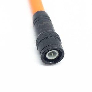 Image 2 - Soft Rubber Antenna UV Dual Section 144/430MHZ BNC for IC V8 IC V82 IC V80E IC V85 C460 TK 308 TK 208