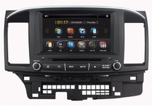 HD 2 din 8″ Car DVD GPS Navigation for Mitsubishi LANCER 2014 2015 With PC Bluetooth IPOD TV Radio /RDS AUX IN USB