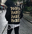 Fear of god men 's new fleece hooded sweatshirt yeezy pablo Life Of Pablo Kanye West Yeezy The I Life Of Pablo Kanye  pull off