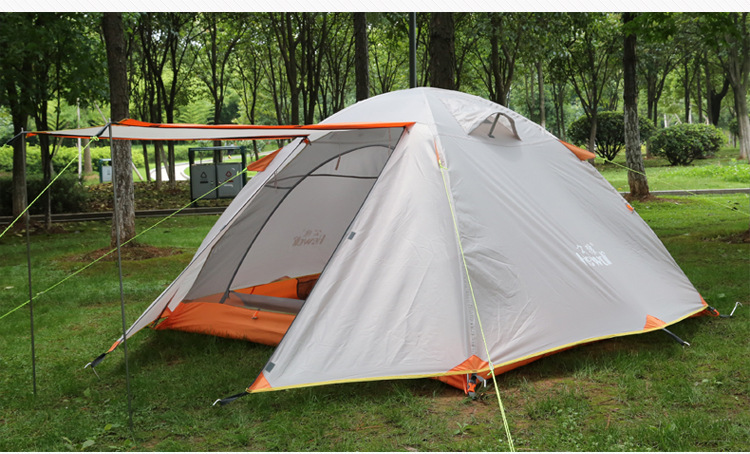 High-end Aluminum Pole Double Layers 3-4 Person Waterproof RipStop Camping Tent, CZX-037B Ripstop Tent,Hiking TentHigh-end Aluminum Pole Double Layers 3-4 Person Waterproof RipStop Camping Tent, CZX-037B Ripstop Tent,Hiking Tent