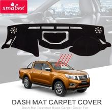 Mat Dashboard-Cover Carpet-Accessories NP300 Nissan Navara 1 for Pad Sunshade Dashmat