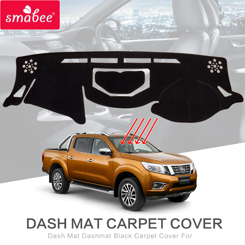 Smabee For Nissan Navara NP300 D23 2015 2016 Dash Mat