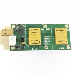 Image 3 - Мастер Управление IS903 Nand флэш накопитель адаптер TSOP48 LGA52 LGA60 BAG100 BGA108 BGA 152 BGA132 BGA316 BGA136 BGA272 IC тесты разъем
