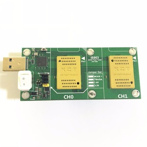 Image 3 - Master Control IS903 Nand flash adapter TSOP48 LGA52 LGA60 BAG100 BGA108 BGA 152 BGA132 BGA316 BGA136 BGA272 IC test connector