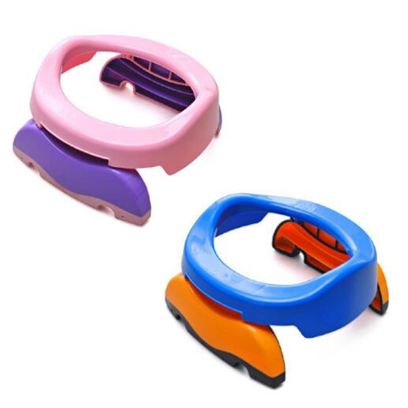 children toilet seat cars potties chamber pots plastic portable kids trainers potty chair folding toilet ring baby travel potty in potties from mother