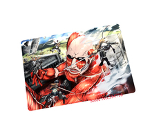 Attack on Titan mouse pad birthday gift gaming mouse pad laptop large mousepad notbook computer pad to mouse gamer mat