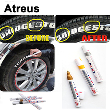 Atreus постоянный автомобилей шин протектора изобразить Краски Mark наклейка ручка для Mitsubishi ASX Suzuki Subaru Acura джип Ренегат Fiat hyundai