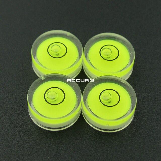 10pieces/Lot) Size 15*6mm Precision bubble level water level ...