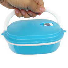 900ml Lunch Box  Microwave Bento Child Leak-Proof For Kids School Food Container Leak-proof