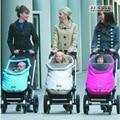 Baby Stroller Accessories Winter Warm Stroller Sleeping Bag Newborn Windproof Infant Thick Sleepsacks Baby Stroller Blanket