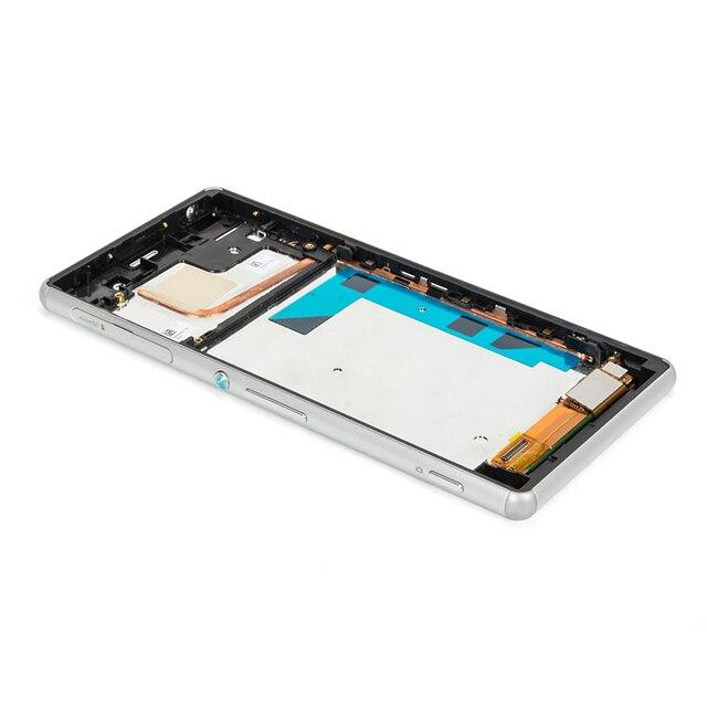 Display Lcd completo per SONY Xperia z3 - Z3 Dual D6603 D6633 D6653 D6683 D6616  4