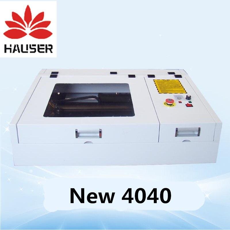Freeshipping HCZ 4040 50W Co2 laser engraving machine laser cuttering machine laser engraver,DIY laser marking machine cnc co2 laser machine laser path size 1200 600mm 1200 800mm