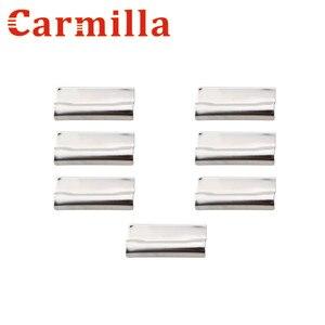 Image 2 - Carmilla 자동차 윈도우 리프트 스위치 버튼 스티커 도어 커버 트림 인테리어 opel mokka trax for chevrolet cruze malibu aveo