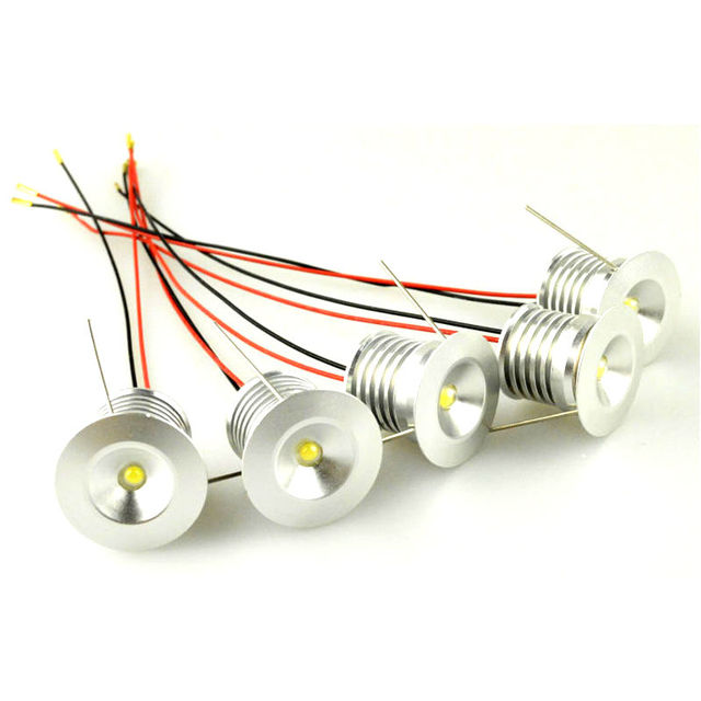 mini led strahler unter kabinett licht 3 watt 6 spot lampen kits fahrer ac90 260v f r corrider. Black Bedroom Furniture Sets. Home Design Ideas