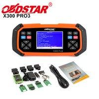 Korekta przebieg Narzędzie OBDStar X300 PRO3 Universal car key programmer x300 master key z Standardowej Konfiguracji X300 PRO3